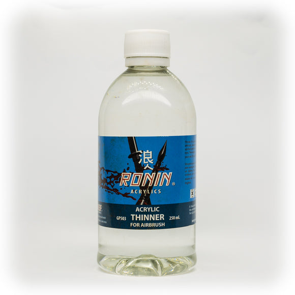 Acrilic Thinner For Airbrush 250 Ml. - GP503