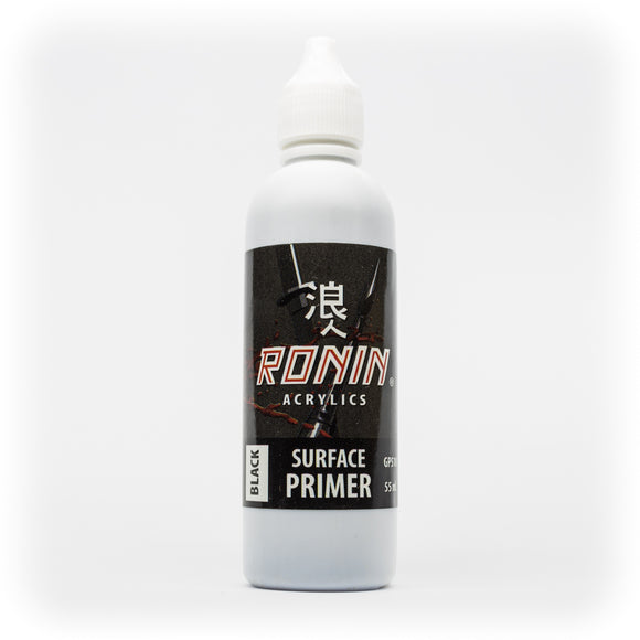 Surface Primer Black 55 Ml. - GP510