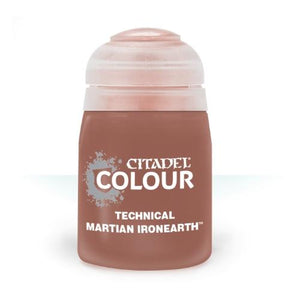 Martian Ironearth Technical Paint (24ml) Citadel Colour