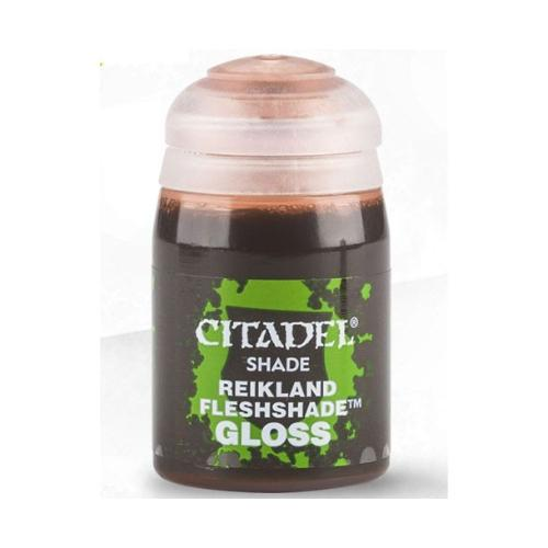 Reikland Fleshshade Gloss Shade Paint (24ml) Citadel Colour