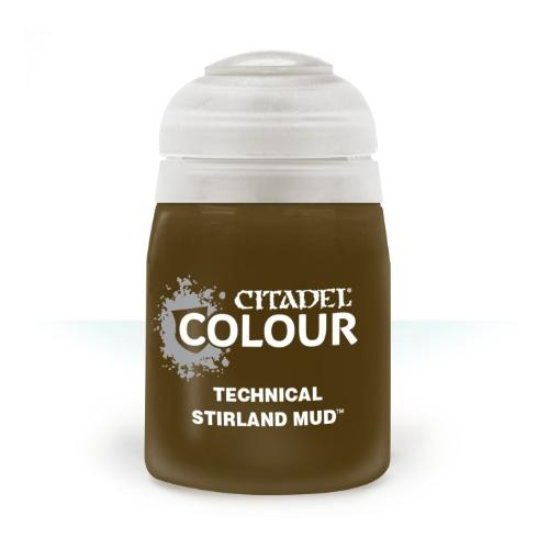 Stirland Mud Technical Paint (24ml) Citadel Colour