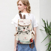 KITTY™ VINTAGE Backpack - woleey