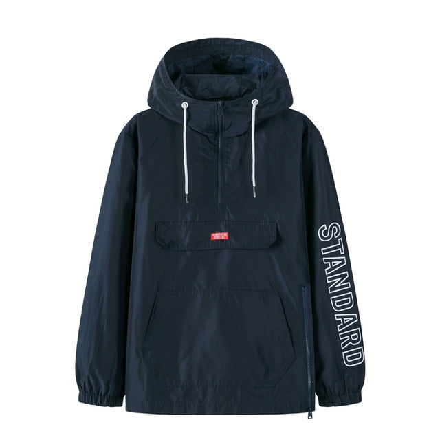 DRAWSTRING™ Jacket - woleey