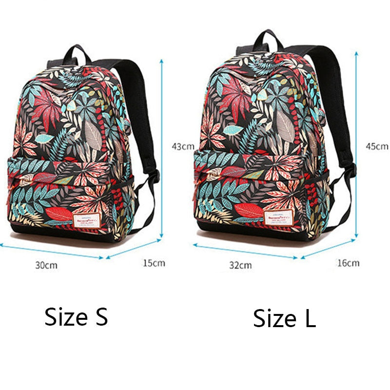 EXOTICA™ Backpack - woleey