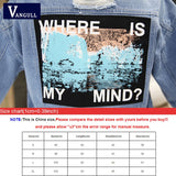 WHERE IS MY MIND™ Jacket - woleey