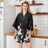 FLAMINGO™ robe - woleey