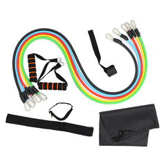 Resistance Bands Crossfit Training Kit