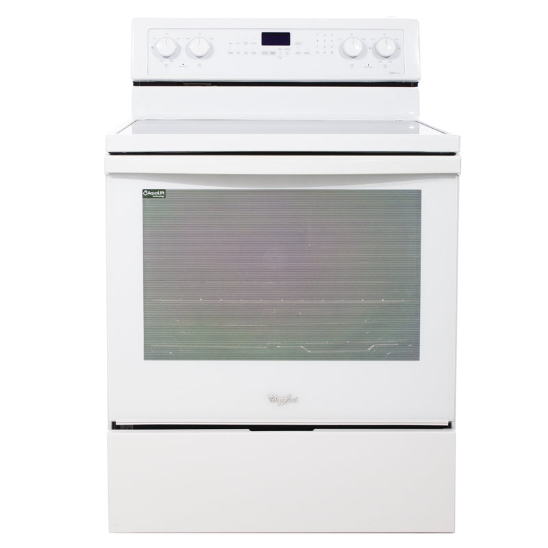 Whirlpool 30 Freestanding Electric Convection Cuisinières , fours et cuisson YXFE710H0AX0 Blanc