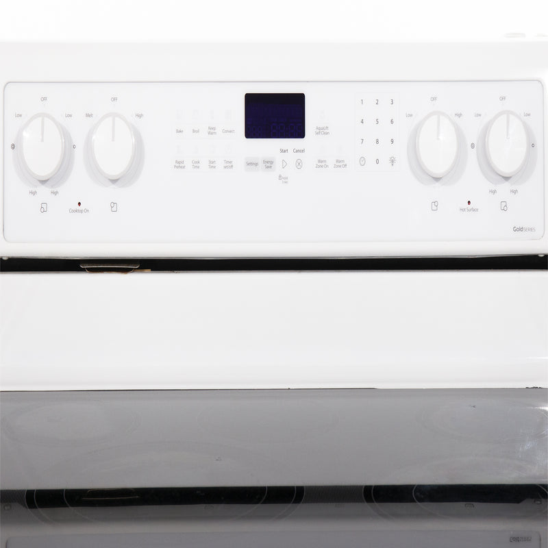 Whirlpool 30 Freestanding Electric Convection Cuisinières , fours et cuisson YXFE710H0AX0 Blanc (3)