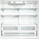 KitchenAid 32 5/8 inch 21.9 Bottom-Freezer Refrigerator with Sabbath Mode & 4 Glass Shelves Réfrigérateurs KBLS22KTSS Acier inoxydable (2)