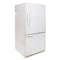 Amana 30'' Bottom Freezer Réfrigérateurs DRB1802AW (1)