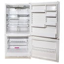Amana 30'' Bottom Freezer Réfrigérateurs DRB1802AW (3)