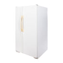 Maytag 36'' Side-by-Side Réfrigérateurs MSB2154GRW Blanc (1)