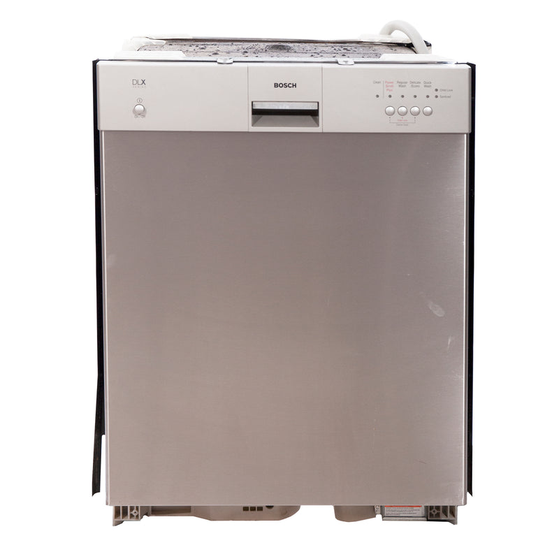 Bosch 24'' Full Console Lave-vaisselle SHE42L15UC/47 Acier inoxydable