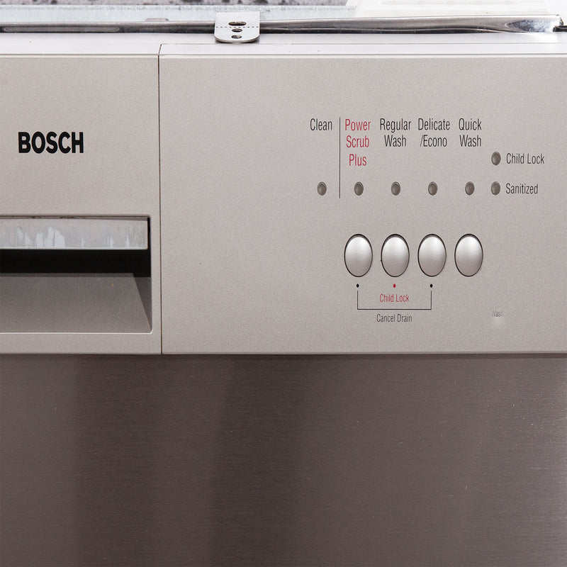 Bosch 24'' Full Console Lave-vaisselle SHE42L15UC/47 Acier inoxydable (3)