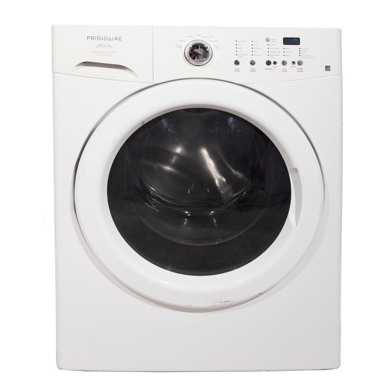 Frigidaire 27'' Top Load Laveuses à chargement frontal FAFW4221 LWO Blanc