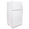 Kenmore 30'' Top Freezer Réfrigérateurs 106.65882400 Blanc (1)