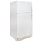 GE 31'' Top Freezer Réfrigérateurs LW18JYVRW-1 Blanc (1)