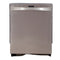 Kenmore 24'' 12 Place Settings Built-in Lave-vaisselle 665.13973K010 Acier inoxydable