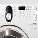 Samsung 27'' Stackable Laundry Pair Duos laveuse-sécheuse superposable WF218ANW/XAC and DV218AEW/XAC Blanc (2)