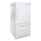 Amana 30'' Bottom Freezer Réfrigérateurs ABB1924DEW Blanc (1)