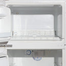 GE 24'' Top-Freezer Réfrigérateurs GTS12BBPRWWC Blanc (2)