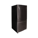 GE 33'' Freestanding Bottom-Freezer Réfrigérateurs PDS20SBSARSS Acier inoxydable (1)