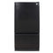 GE 30'' Bottom Freezer Réfrigérateurs TCC18ZAABRBB Noir