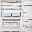 Kenmore 29.5'' Bottom Freezer Réfrigérateurs 596.69872990 Blanc (3)