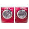 Maytag 27'' Front Load Duos laveuse-sécheuse superposable MHWE300VFOO and YMEDE300VFO rouge