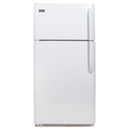 Frigidaire 30'' Top Mount Réfrigérateurs FFTR1817LW4 Blanc