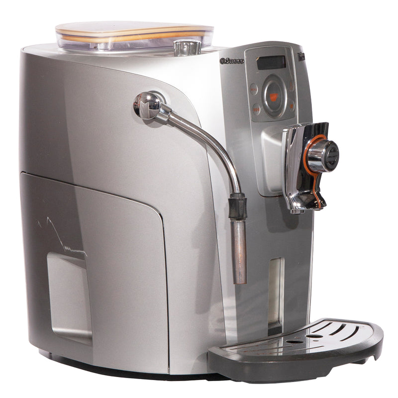 Saeco 10.5'' Talea Touch Super Automatic Coffee Machine Cafetières et machines à espresso SUP032AR Gris (1)