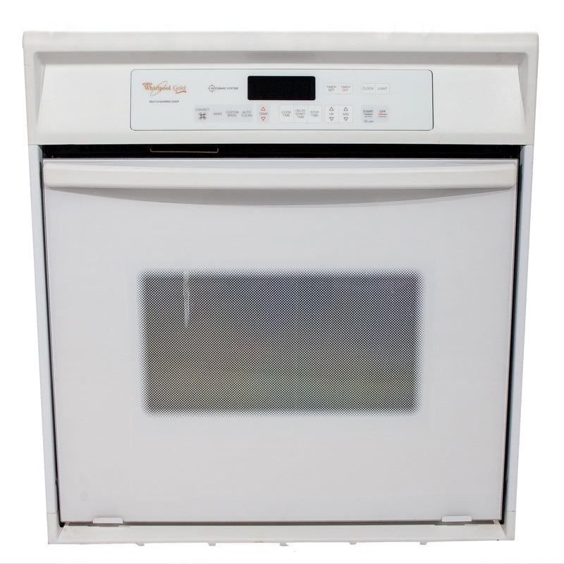 Whirlpool 25.5' Gold Fours muraux GBS277PDQ11 Blanc