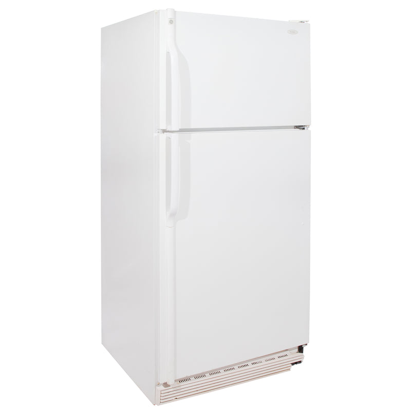 GE 28'' Top Mount Réfrigérateurs LXW18JDARW-1 Blanc (1)