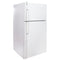 GE 32.75'' Top Freezer Réfrigérateurs TBX19PAYHRWW blanc (1)