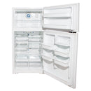 Maytag 28' Top Freezer Réfrigérateurs MTB1894ARW Blanc (3)