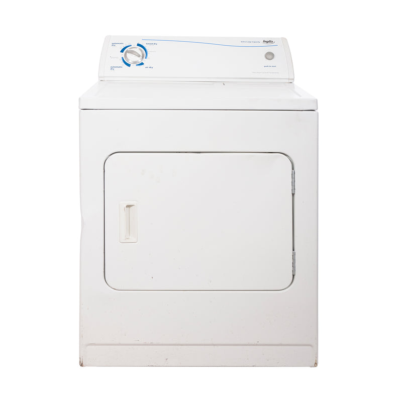 Inglis 29'' Front Load Sécheuses IS80000 Blanc