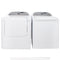 Whirlpool 27'' and 29'' Laundry Pair Duos de lessive YWED7300XW0 and WTW7300XW2 Blanc