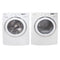 Whirlpool 27' Stackable Laundry Pair Duos laveuse-sécheuse superposable WFW9200SQ00 and YWED9200SQ0 Blanc