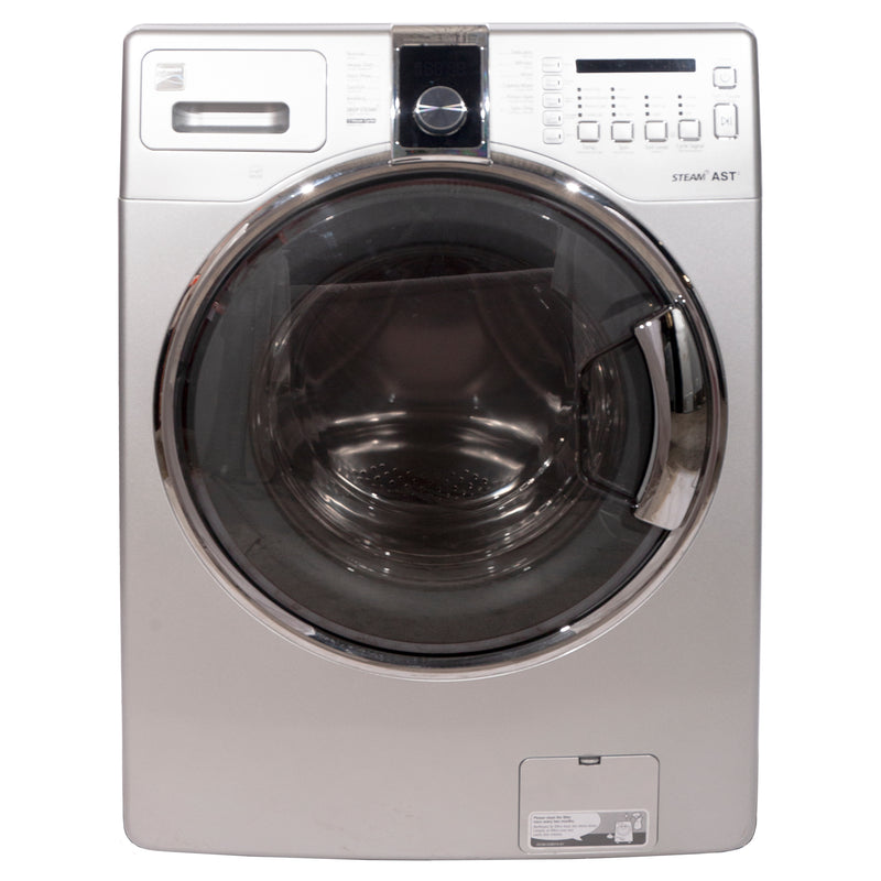 Kenmore 27'' Front Load Laveuses à chargement frontal 592.49157 Gris