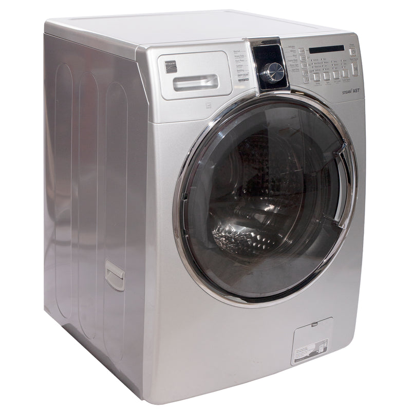 Kenmore 27'' Front Load Laveuses à chargement frontal 592.49157 Gris (1)