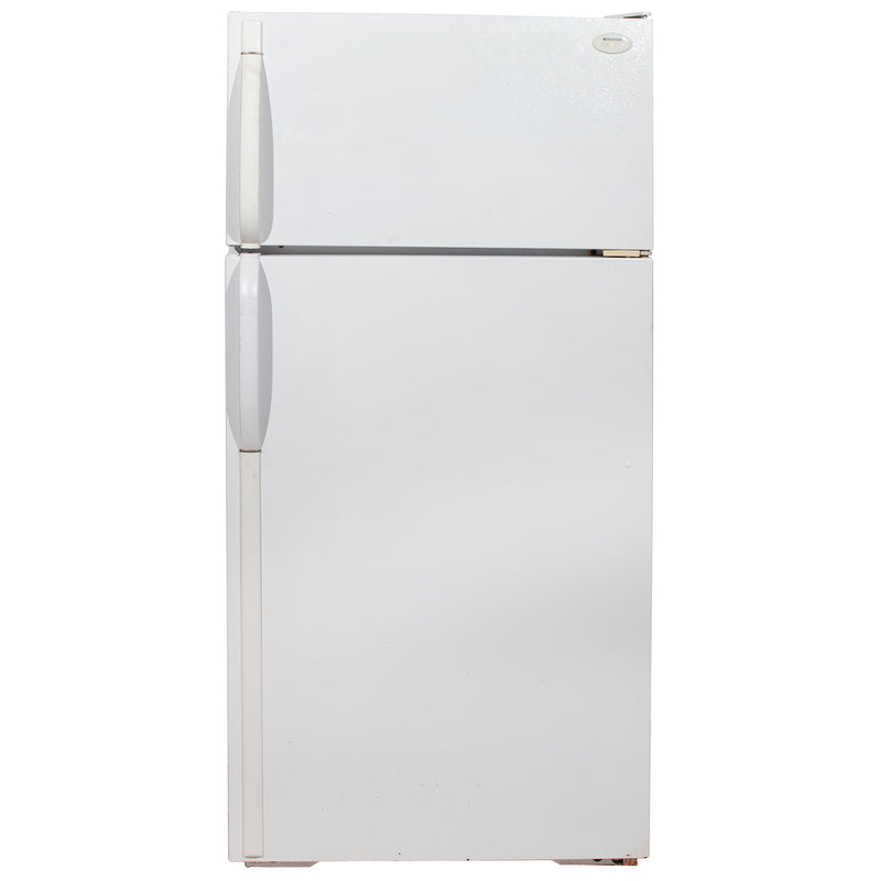Frigidaire 28.5'' Top Freezer Réfrigérateurs FRT18QGF Blanc