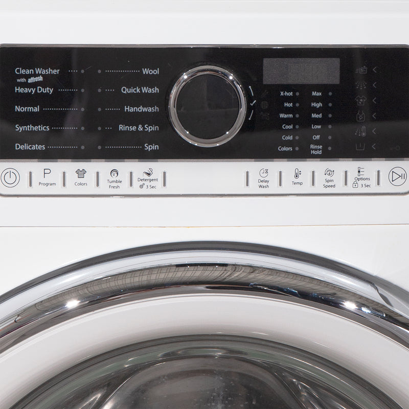 Whirlpool 24' Duos laveuse-sécheuse superposable WFW5090GW blanc (2)