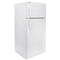 GE 28'' Top-Freezer Réfrigérateurs HTS18GBRERWW blanc (1)