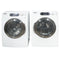 Samsung 27'' Stackable Laundry Pair Duos laveuse-sécheuse superposable DV337AEW/XAC and WF337AAW/XAC Blanc