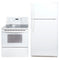 Kenmore 29' Kitchen Sets Ensembles de cuisine BA74325324 and C880665539H2 Blanc