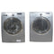 Samsung 27'' Stackable Laundry Pair Duos laveuse-sécheuse superposable WF350ANG/XAC and DV350AEG/XAC Gris