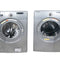 Samsung 27'' Stackable Laundry Pair Duos laveuse-sécheuse superposable WF350ANG/XAC and DV350AEG/XAC Gris (1)