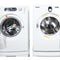 Samsung 27'' Stackable Laundry Pair Duos laveuse-sécheuse superposable WF337AAW/XAC and DV218AEW/XAC Blanc (1)