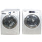 Samsung 27'' Stackable Laundry Pair Duos laveuse-sécheuse superposable WF218ANS/XAC and DV339AESXAC argent